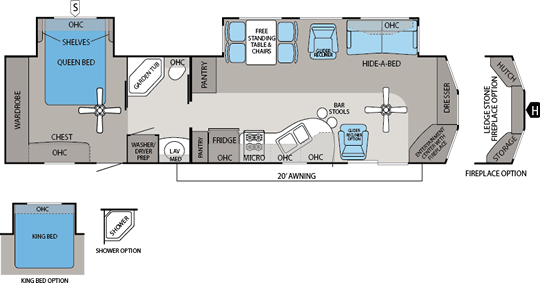 Jay Flight Bungalow Floorplans