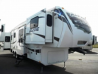 USED 2012 KEYSTONE ALPINE 3495FL