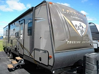 USED 2014 FOREST RIVER LACROSSE 318BHS