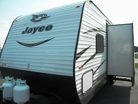 NEW 2018 JAYCO JAY FLIGHT 7R 242 BHS SLX