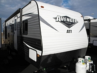 NEW 2018 FOREST RIVER 27 DBS AVENGER ATI