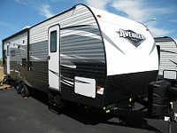 NEW 2018 FOREST RIVER 28 RLS AVENGER