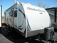2013 CRUISER SHADOW CRUSIER 280 QBS