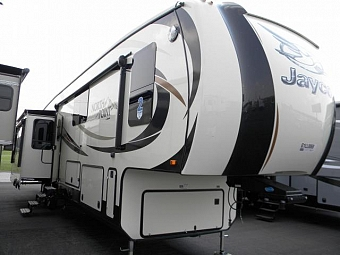 2016 JAYCO NORTH POINT LL 377 RLBH