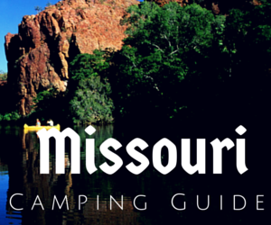 Missouri Camping Guide