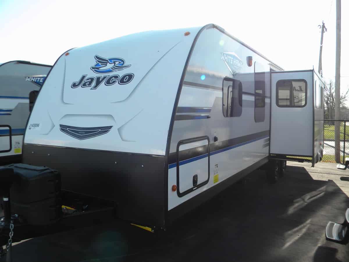 NEW 2018 JAYCO 4D 30 RD WHITEHAWK