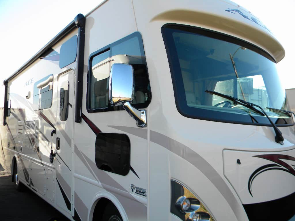 New 2018 thor motor coach 30 3 ace for Thor motor coach ace reviews