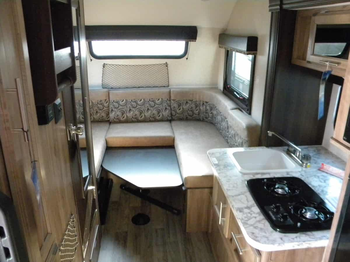 NEW 2018 JAYCO 3E 17 BH HUMMINGBIRD