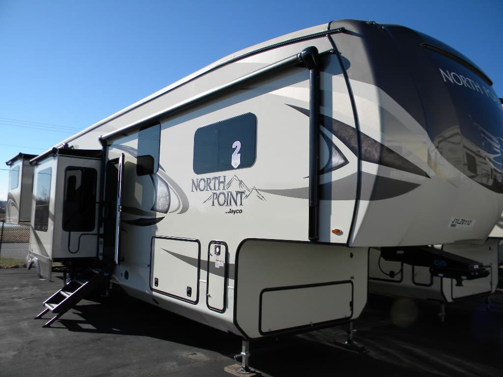 NEW 2018 JAYCO LZ 387 RDFS NORTH POINT