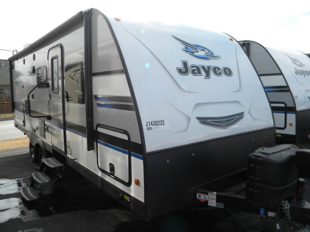NEW 2018 JAYCO 43 23 MRB WHITEHAWK