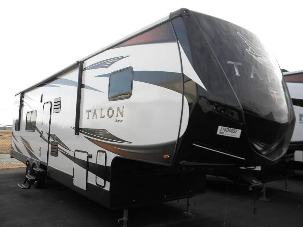NEW 2018 JAYCO 8D 320T TALON