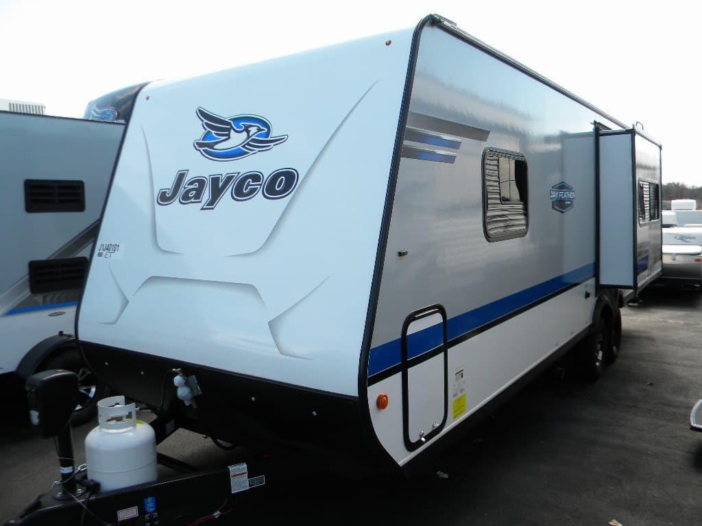 NEW 2018 JAYCO J4 23 RD JAY FEATHER