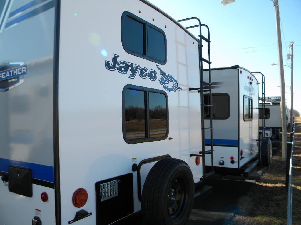 NEW 2018 JAYCO JG 23 BHM JAY FEATHER