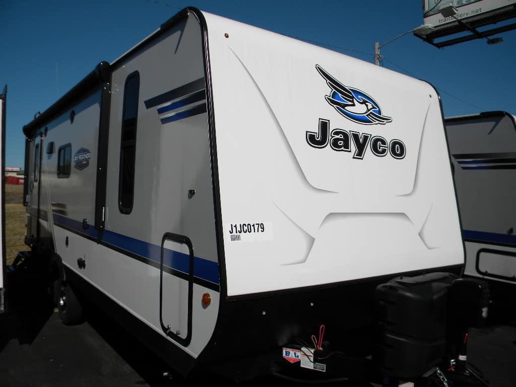 NEW 2018 JAYCO JC 23 RBM JAY FEATHER