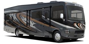 2018 Thor Motor Coach Vegas RUV 25.3