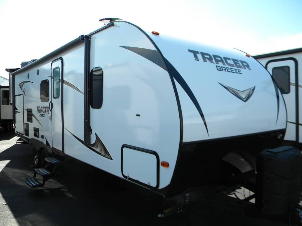 NEW 2018 FOREST RIVER 25 RBS TRACER BREEZE