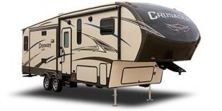 2017 Prime Time Manufacturing Crusader Lite 28RL