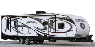 2014 Forest River Vengeance Super Sport 25V