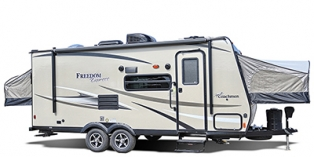 2017 Coachmen Freedom Express Expandable 23TQX
