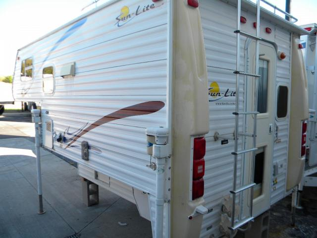 2004 SUN VALLEY SUN LITE 865RD