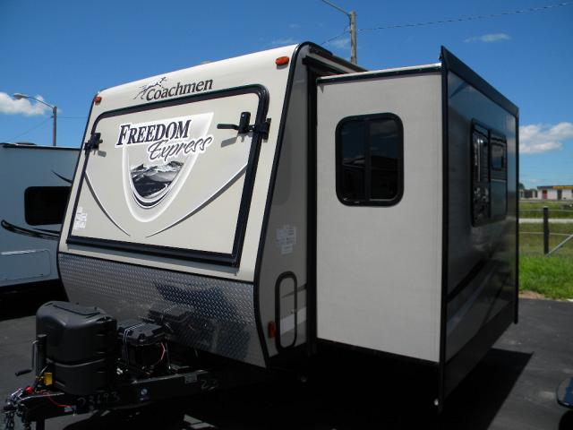 2017 COACHMEN FREEDOM EXPRESS LTZ 23TQX