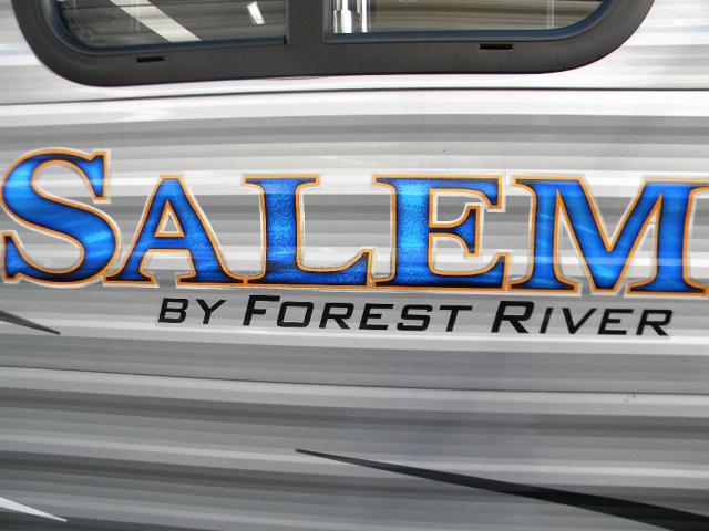 2018 FOREST RIVER SALEM 27DBUD