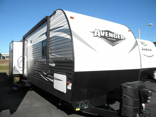 2019 FOREST RIVER AVENGER 32 BIT
