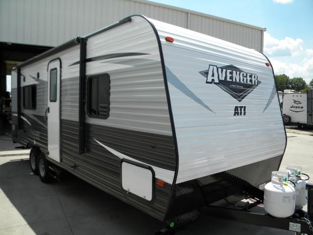 2019 FOREST RIVER AVENGER ATI 21RB