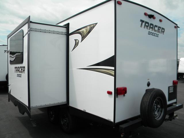 2019 FOREST RIVER TRACER BREEZE 19 MRB