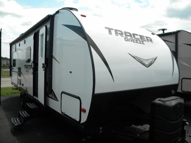 2019 FOREST RIVER TRACER BREEZE 24 DBS