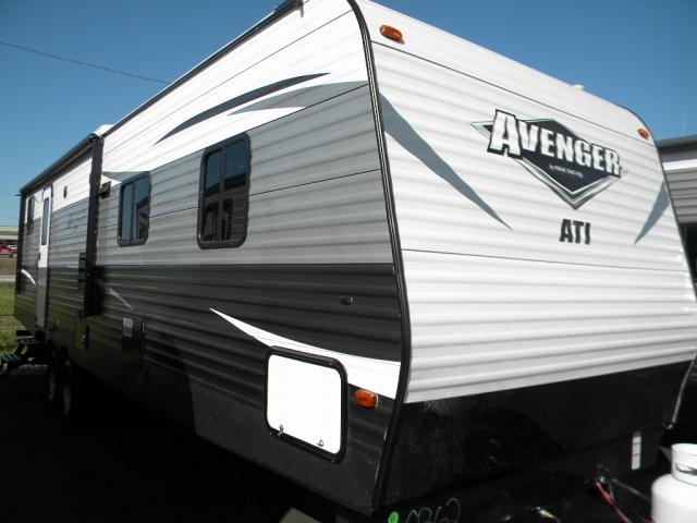 NEW 2018 FOREST RIVER AVENGER ATI 30 MKB